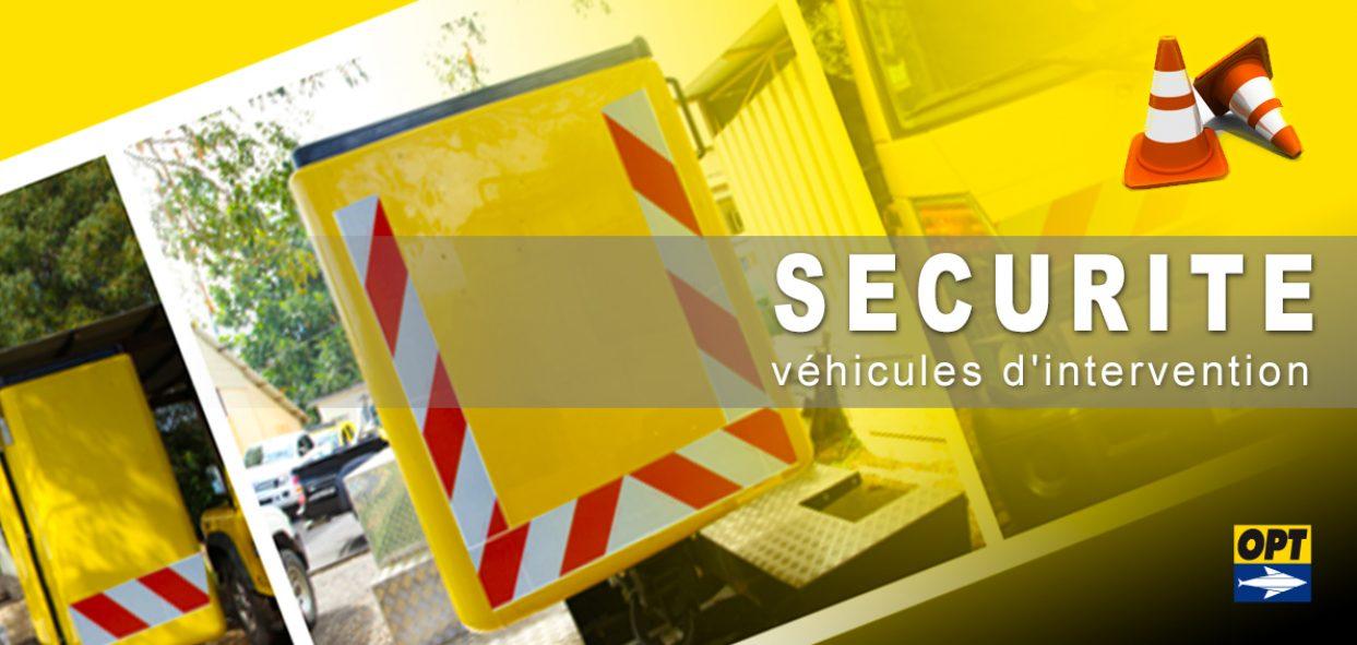 L'OPT Investit pour la sécurité routière
