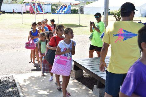 Le Comité d'Entreprise de l'OPT offre une journée de fête aux enfants défavorisés du pays