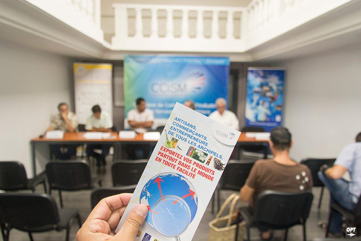 La Poste polynésienne soutient les exportateurs