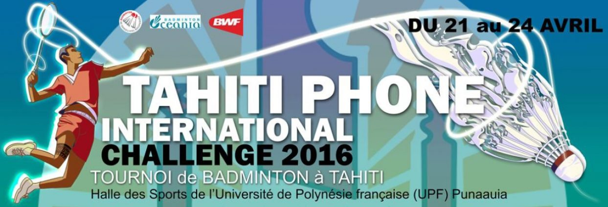 International challenge de badminton avec l'OPT