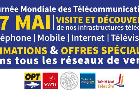 La Journée Mondiale des Télécommunications, le 17 Mai 2016