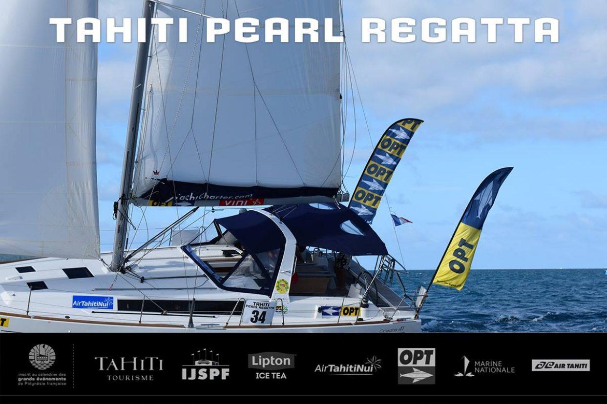 L'OPT a mis les voiles à la Tahiti Pearl Regatta