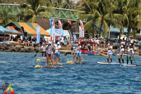 ATN Paddle Race avec l'OPT