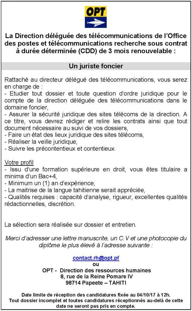 JuristeCDDdroit foncier_DTE
