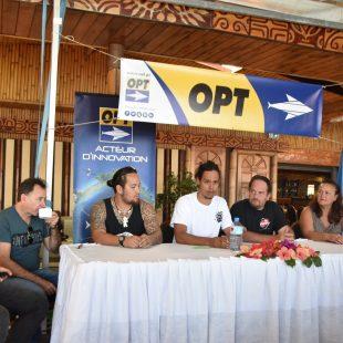 L'OPT soutient le Festival Eo Himene