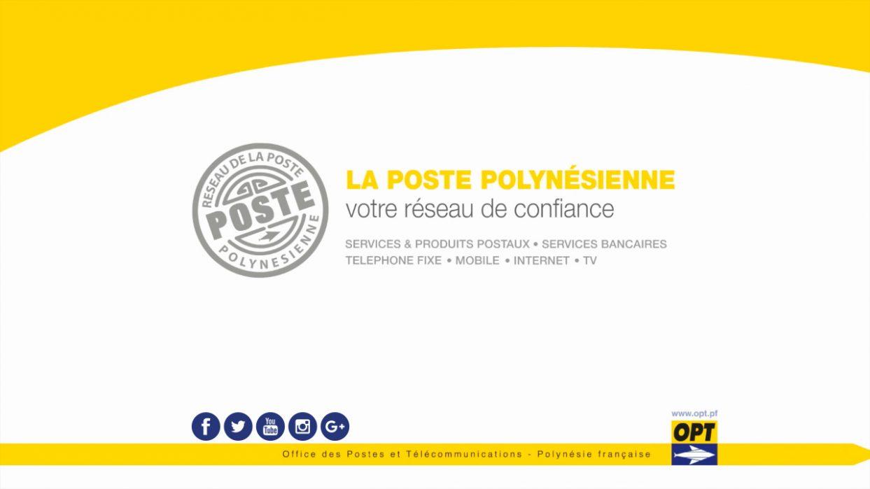 Produits et services de la Poste polynésienne