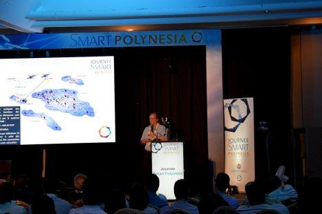 OPT acteur majeur de Smart Polynesia