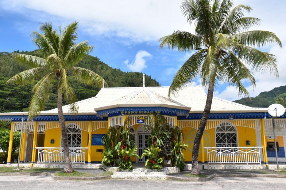 Fermeture exceptionnelle de la Poste de HUAHINE, RAIATEA et BORA-BORA