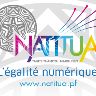 Suivez le câble sur www.natitua.pf !