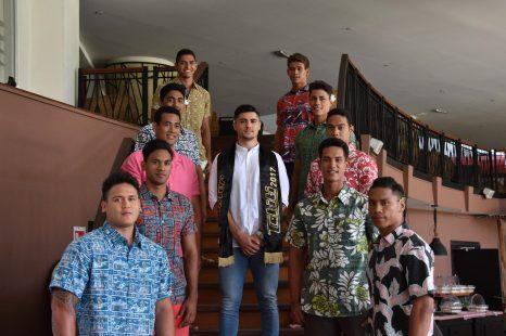 """10 prétendants à l'élection de """"Mister Tahiti 2018"""""""