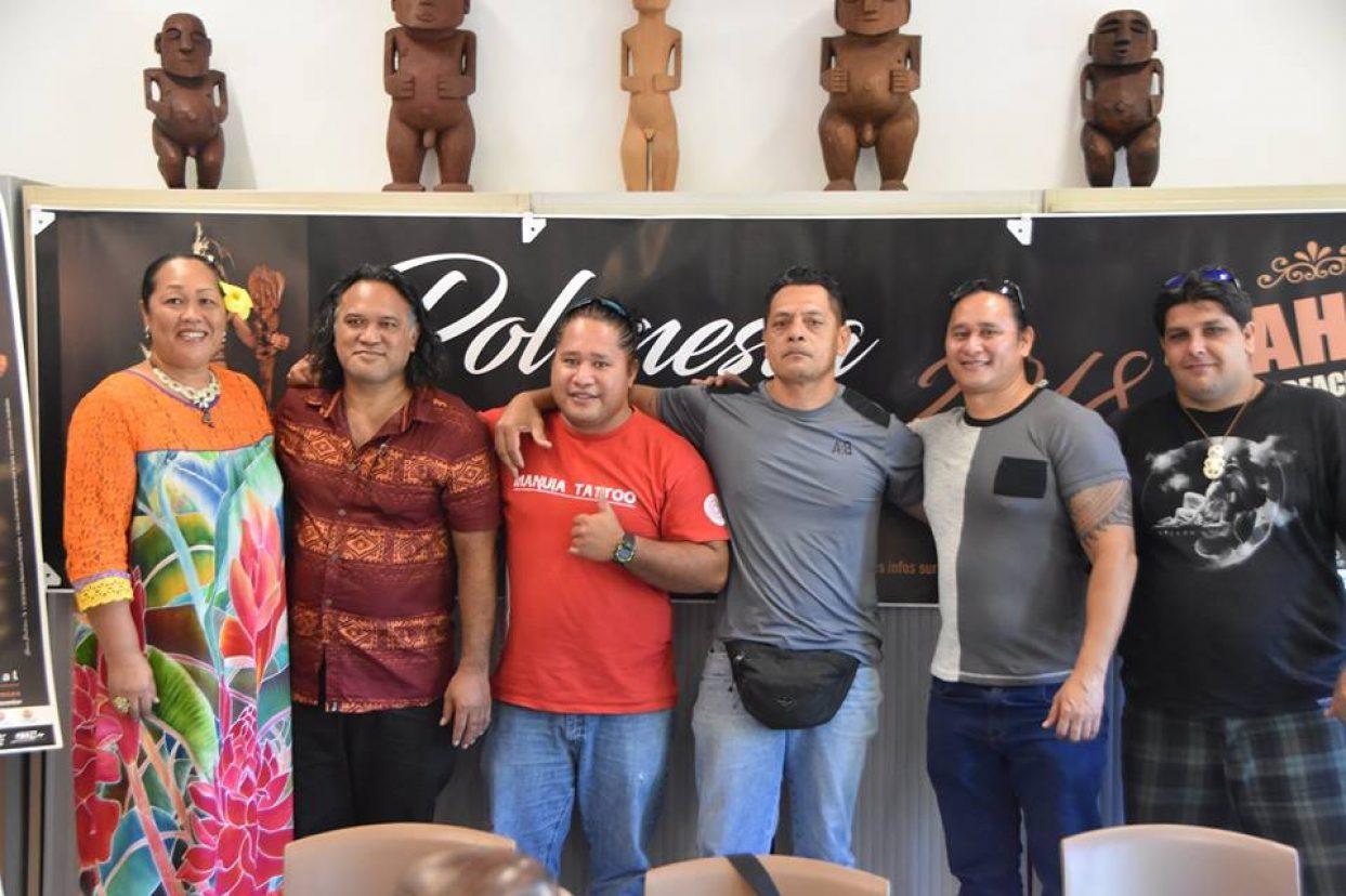 La 6ème édition du POLYNESIA TATAU Tattoo convention – Tahiti avec l'OPT