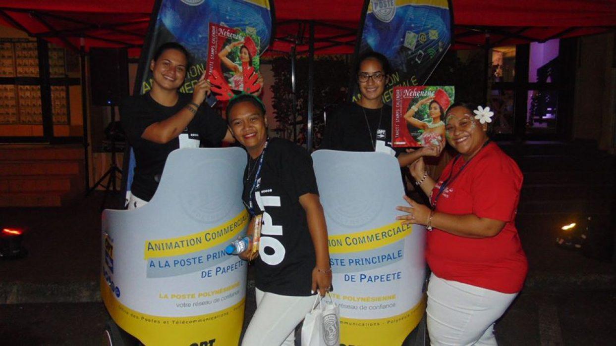 L'incontournable Marché de Noël 🌲 🎁 a fait son plein à Papeete RP !