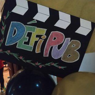 Le #groupeOPT apporte son soutien à Défi pub !