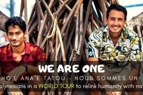 Lancement officiel de We Are One Project !.