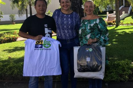 L'OPT ECO 🍃 partenaire de TI'A Fenua Eco Durable Expo Market