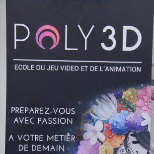Poly 3d presentation de projets