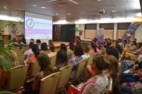Les femmes 💁♀ à l'honneur au Tahiti Women's Forum 2019, le 15 et 16 0ctobre à l'Intercontinental Tahiti Faa'a .