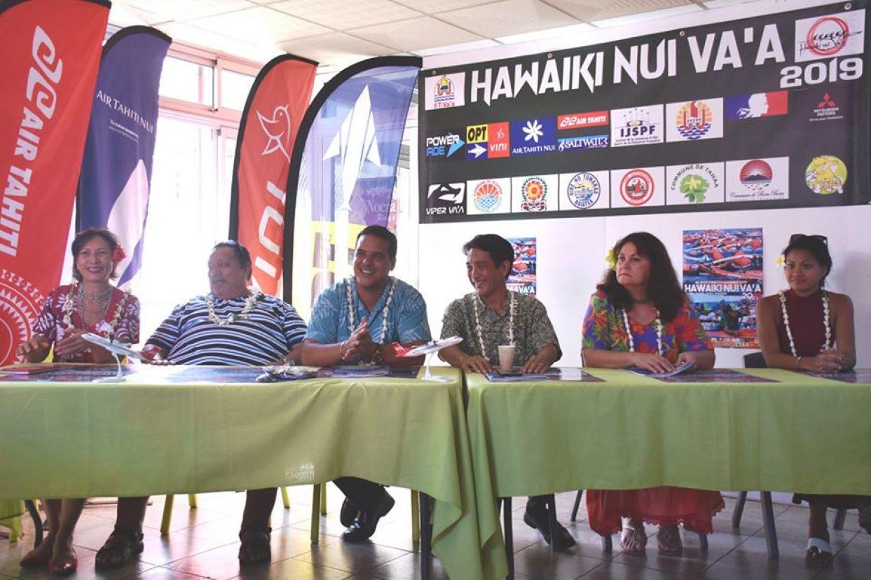 Le #GroupeOPT, partenaire historique de la Hawaiki Nui Va'a