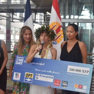 Le Groupe OPT, engagé dans le combat pour les enfants prématurés 👶 de Polynésie !