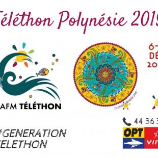 Le Groupe OPT apporte son soutien 🤗 au LIONS CLUB Papeete pour la 31e édition du #Téléthon