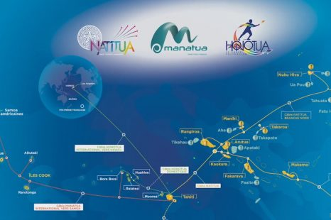 Le Groupe OPT étendra à destination des Australes le câble sous-marin à fibre optique NatituaSud