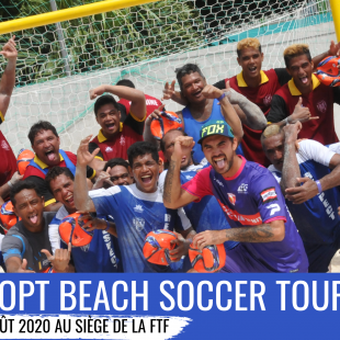 Groupe OPT Beach Soccer Tour