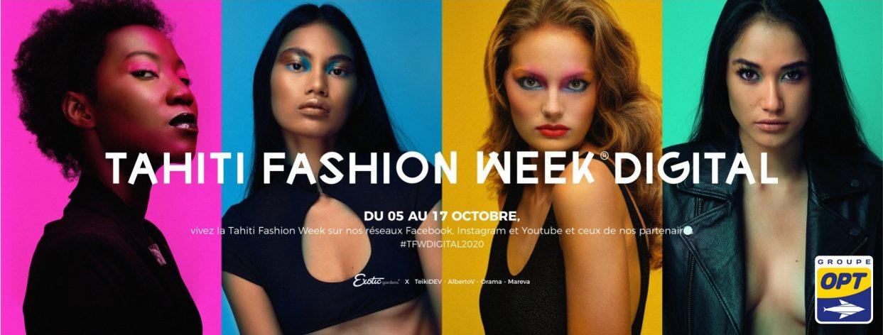 Tahiti fashion Week Digital