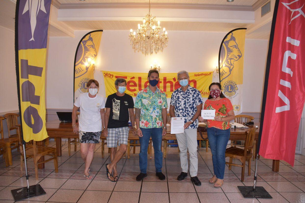 Téléthon en Polynésie